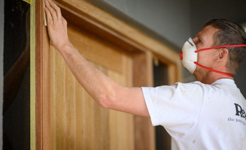 Repairing Cedar Timber Large Image 1