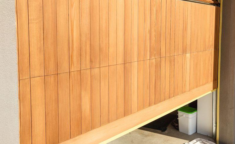 Repairing Cedar Timber Large Image 8