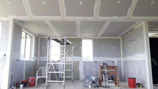 Interior Plastering Image