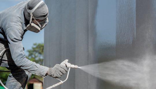 Spray Painting Image